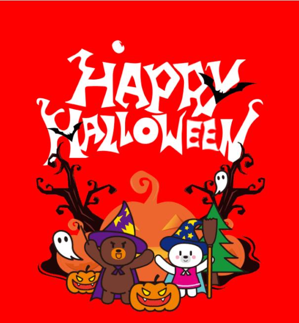 Halloween   万圣节出动