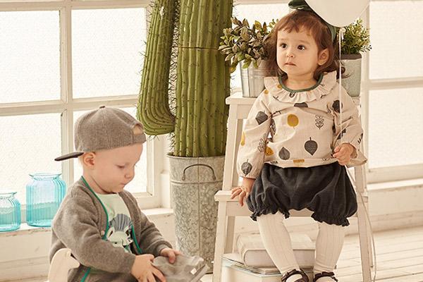 广东有哪些童装品牌,广东十大童装品牌推荐。