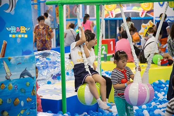 兒童樂園年前開業優勢多!你還在等什么?