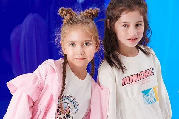 宝妈喜欢的潮童品牌有哪些呢?