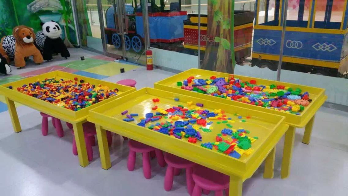 嘿寶貝兒童樂園為孩子打造多彩童年