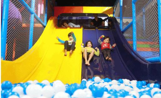 为什么有的儿童乐园没生意?90%的经营者不知道这些原因!