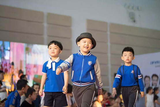 ISUE 2020:纵越校服,校园服饰文化整体方案提供商