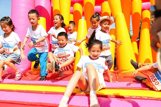 杭州站 ABCKIDS小马星球亲子马拉松 最后一站 本周末开跑!