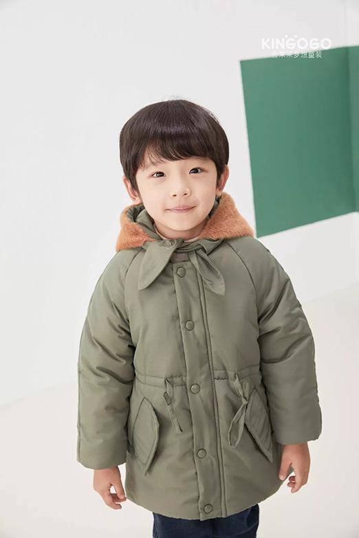 金果果冬上新,男孩子的衣橱也可以丰富多彩!