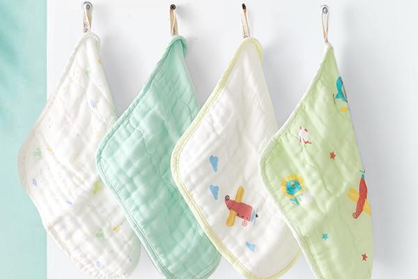 嬰兒口水巾哪些品牌值得家長信賴!