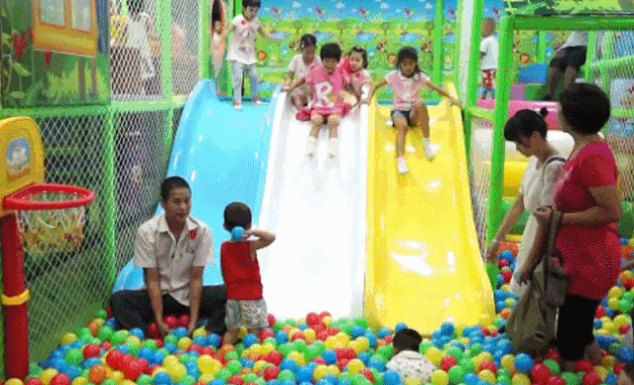 颜值当道!儿童乐园这样装修,能让会员增加60%!