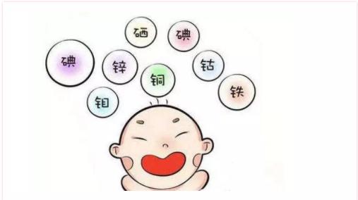 寶寶多大需要開始補充DHA、鐵、鋅,維生素D等營養元素?