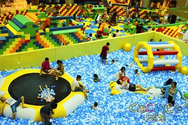 加盟兒童樂園選哪個品牌好呢?