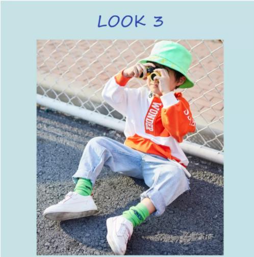 小資范童裝 | 2020 SPRING 春天的顏色