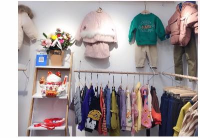 elephantY韓版童裝第436家加盟店開業