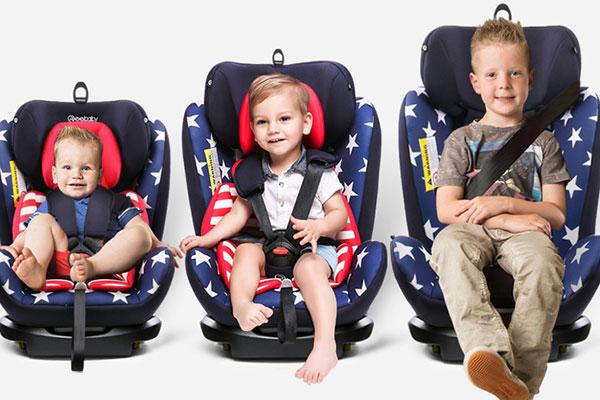 安全座椅品牌排行榜 有你喜歡的品牌嗎