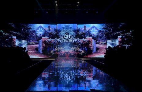 DHAiii童裝第二屆中國國際兒童時裝展|2020/SS新品鑒賞
