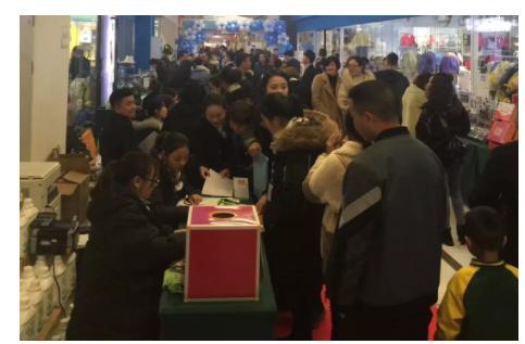 【杰西凱日報】佰貝凱旗下品牌卡貝恩2020年秋冬訂貨會(貴州站)圓滿成功!