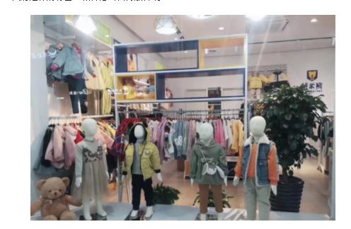 班米熊童裝丨多說一句話,門店業績提升50%