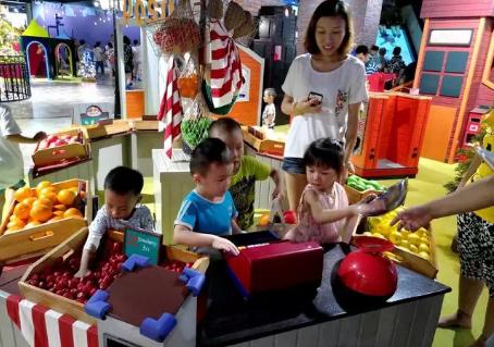 开一家儿童乐园最好的场地是哪里呢?