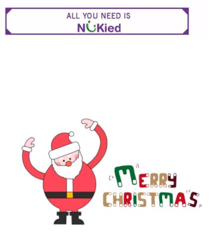 【纽奇@您】您有一份圣诞祝福待查收~