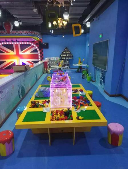 儿童乐园如何营造氛围吸引客流呢