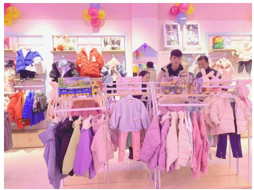 【新店開業】恭賀索美女的芭樂兔童裝店開業大吉