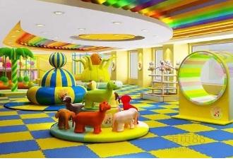 兒童樂園中的設備哪些是受孩子喜愛,大受市場歡迎的呢