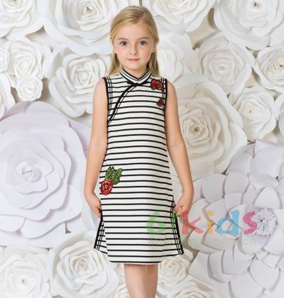 夏天来了,辣妈们该如何选择宝宝的裙子呢