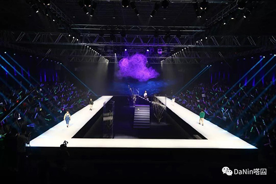 无延·生长2019嗒囜DaNin品牌秋冬新品发布会完美落幕