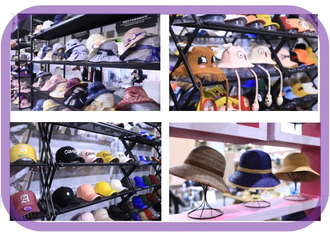 匯眾產地,2020上海帽子圍巾手套暨流行服飾展帶您領略帽飾之美