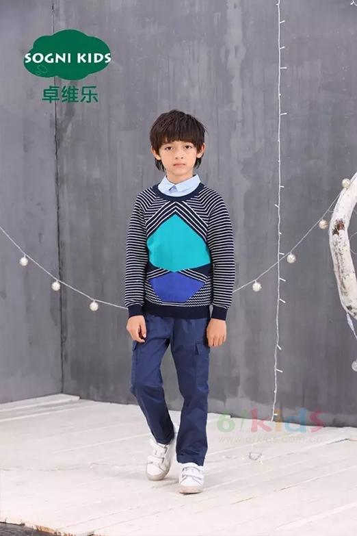 卓維樂童裝品牌強勢瓜分2000億童裝市場