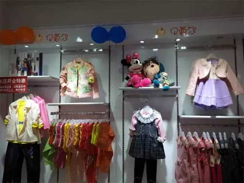 童装店铺陈列技巧 让你成为童装店营销高手