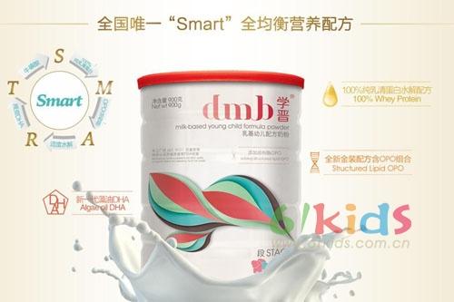 美国奶粉dmb学晋即将于8月下旬在中国强势上市