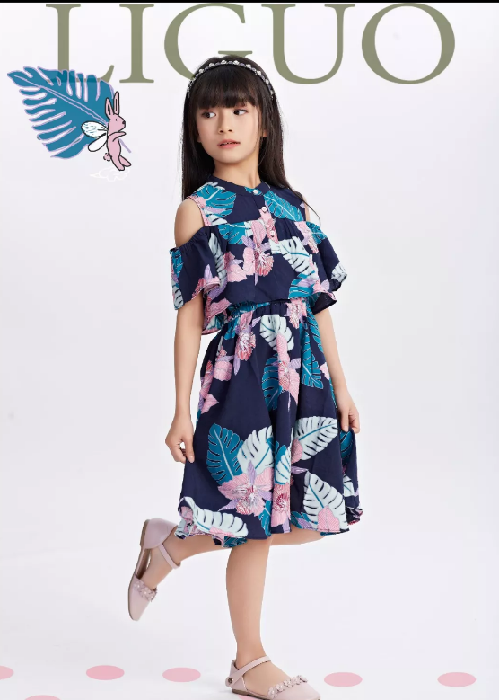 穿連衣裙,秒變童話小仙女!