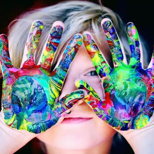 圓筆手工DIY:每個孩子都有屬于自己的性格色彩 !