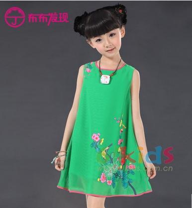 布布發現童裝帶你從小發現中國美