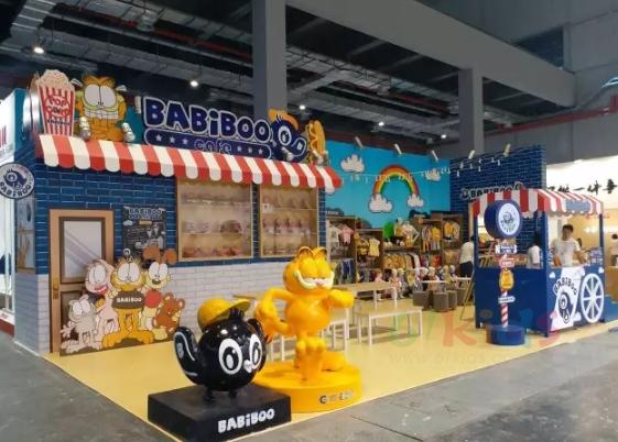 BABiBOO 2017CBME婴童展完美落幕!明年再会!