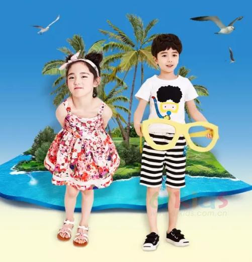 選擇一款適合你的場合童裝搭配!