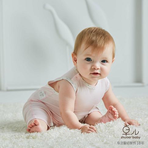 卓兒嬰幼兒內衣品牌 六大優勢值得你擁有