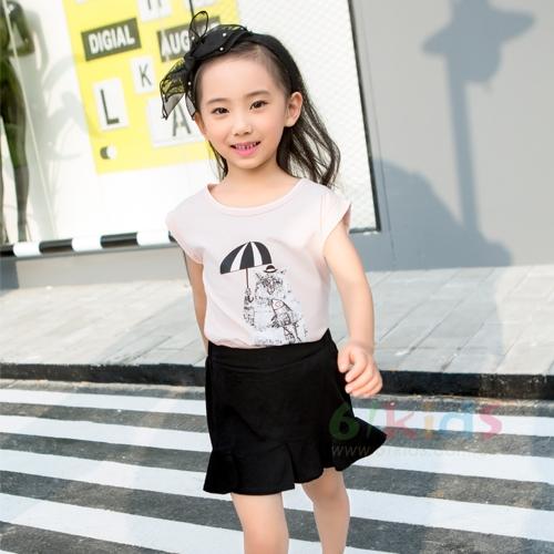 夏末夏至 E童依派教你穿出时尚感