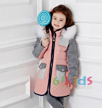 卡贝恩羽绒服 将童真童趣完美的融入于产品的每一细节