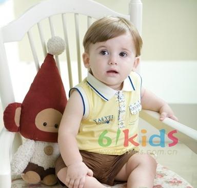 嬰幼兒童夏天適合穿的衣服 嬰童裝夏裝推薦