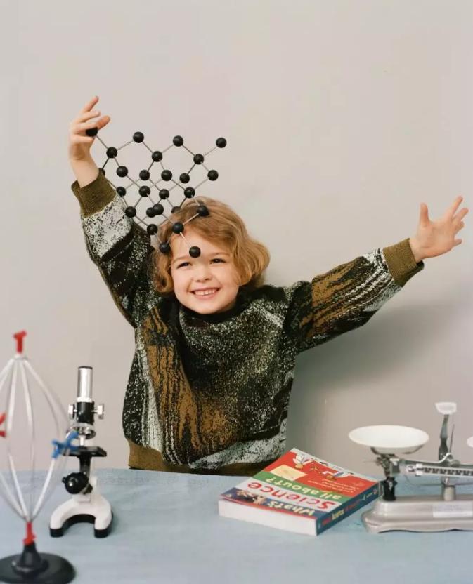 江南布衣童装,19AW 全新上线 | 实验室里的一切