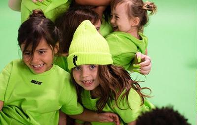 碧梨最爱果然还是绿色 其个人品牌 Blohsh 全新推出童装系列