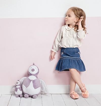 路西米儿童装十大优势为您加盟童装品牌店铺助力