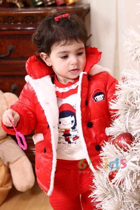 雅培幼兒圣誕裝新品來襲