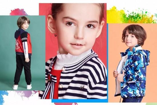 2018春裝新品上市||杰米蘭帝童裝給孩子繪制一個多彩的童年