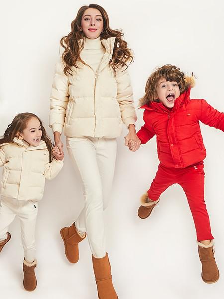 T100亲子童装,让家庭更温馨的童装
