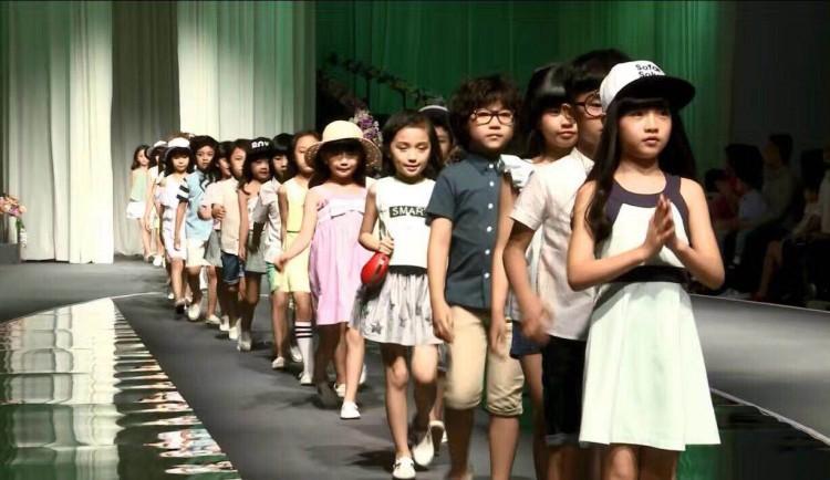 深圳知名童裝品牌'香蕉寶貝 '新品訂貨會即將來襲