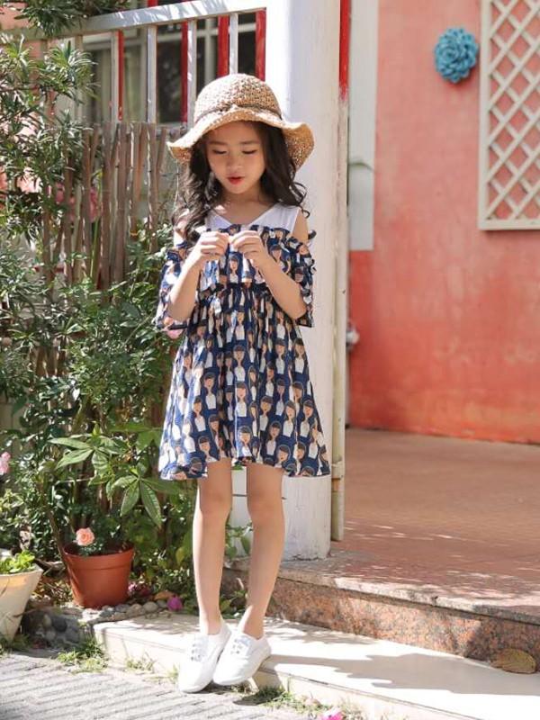 布岛小伊打造时尚精品原创童装品牌
