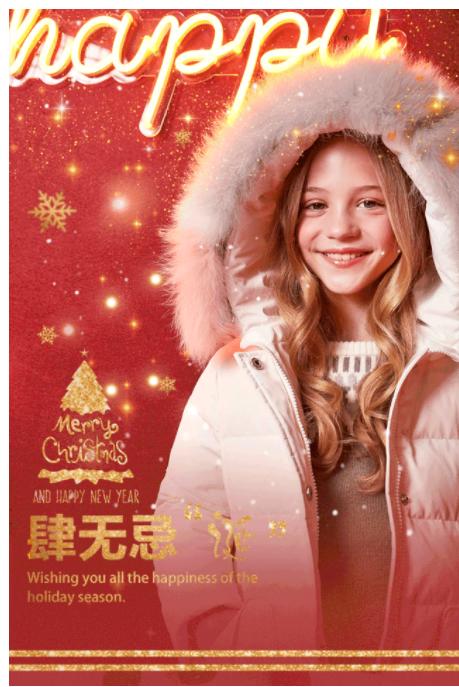 時尚先知 | 圣誕穿搭攻略,做最甜的夢幻小公主!(文末有禮)