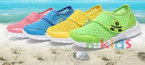 百变宝贝童鞋:2015年夏季镂空凉鞋来袭!