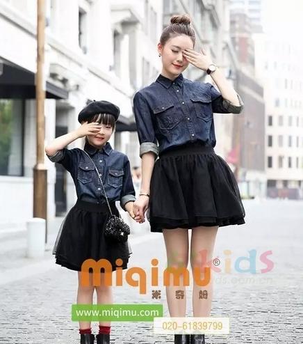 北京米奇姆品牌加盟如何搭配童裝款式技巧